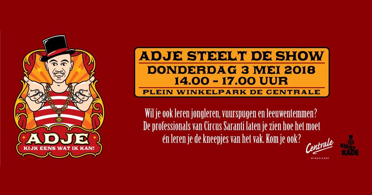 adje_steelt de show