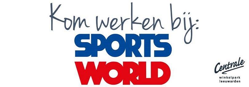 811×285 kom werken bij Sportsworld